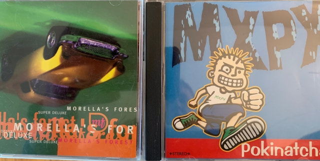 Morellas Forest and Mxpx